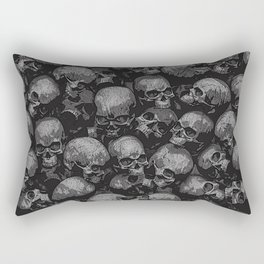 Totally Gothic Rectangular Pillow