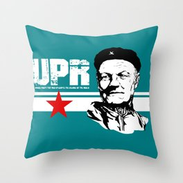 UPR Che Throw Pillow