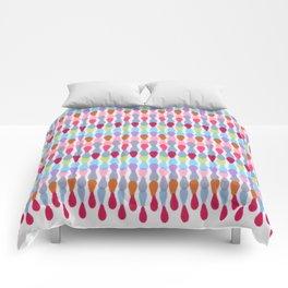how i got here Comforters