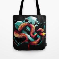 Diabolik Weapons Tote Bag