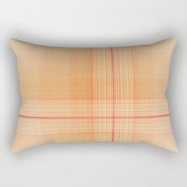 Scottish plaid tartan pattern Rectangular Pillow