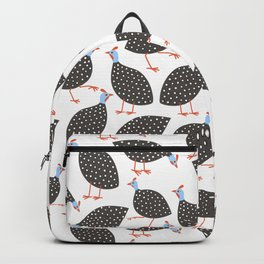 Guinea Hens Backpack