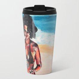 lava rocks Travel Mug