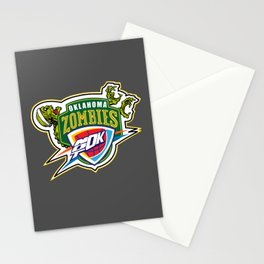 Zombie Sonics Stationery Cards