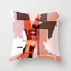 K'naan Throw Pillow