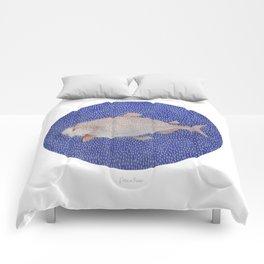 Salmon Comforters