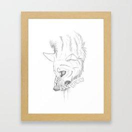 Ire Framed Art Print