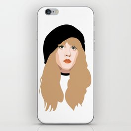 Stevie Nicks iPhone Skin
