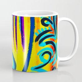 Couple on Yellow Coffee Mug