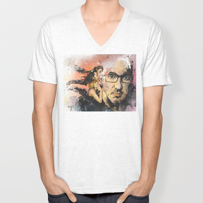 Voices In My Head Unisex V-Neck