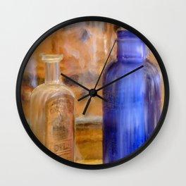 Apothecary  Wall Clock