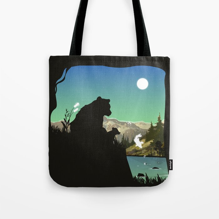 Out For Adventure Tote Bag