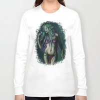firefly Long Sleeve T-shirts featuring Firefly by Nairas Products