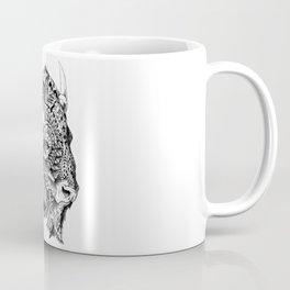 Bison v2 Coffee Mug