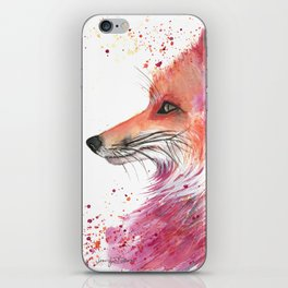 Esprit (Fox) iPhone Skin