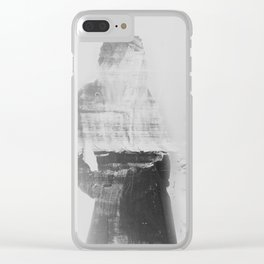 Spellcaster, DAMNWHORE, Relomia I Clear iPhone Case