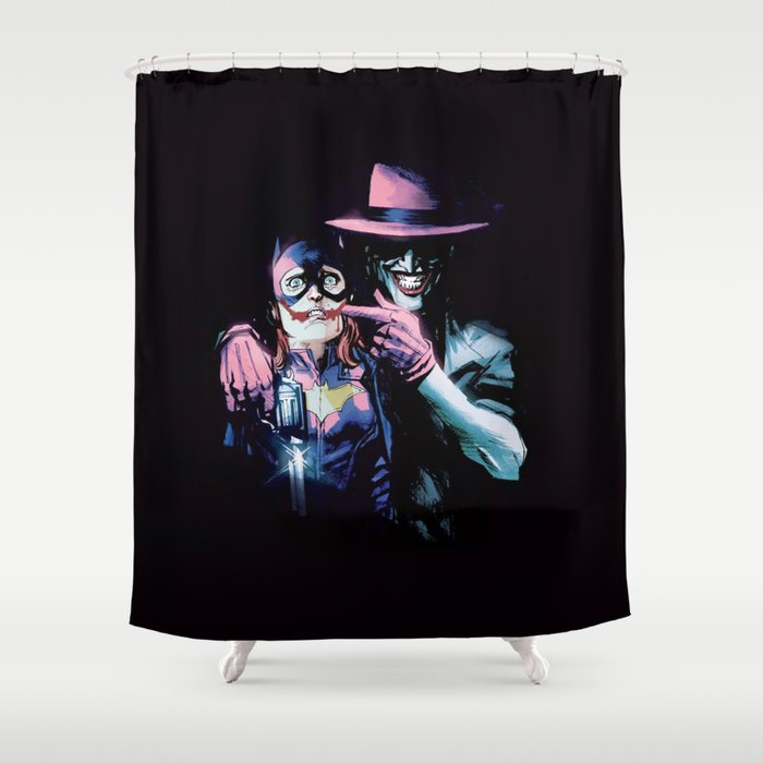 Bad Boy Shower Curtain