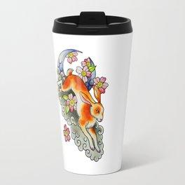 Moon Rabbit Travel Mug