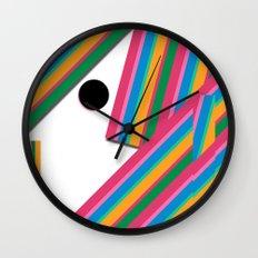 Hungry Shark Wall Clock