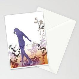 Bye Stationery Cards