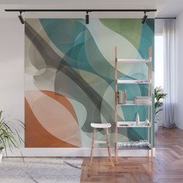 Abstract 2018 017 Wall Mural