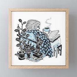 Cuppa Framed Mini Art Print