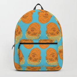 PigFaced Trump Pattern Backpack