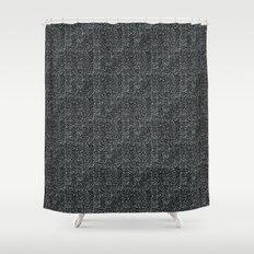 Day 070 | #margotsdailypattern Shower Curtain