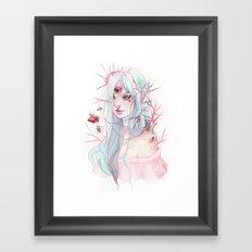 Stolen Heart Framed Art Print