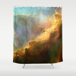 Omega Nebula Shower Curtain