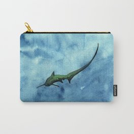 Thresher Shark Carry-All Pouch