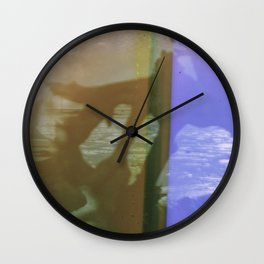 In dreams, I walk with you again 24 Wall Clock