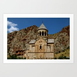 NORAVANK-ARMENIA  Art Print