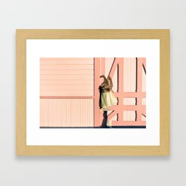 Movement Watchers IMG 6 Framed Art Print