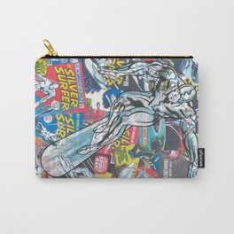 Vintage Comic Silver Surfer Carry-All Pouch