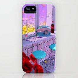Radio Love iPhone Case