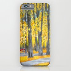 Golden park iPhone 6s Slim Case