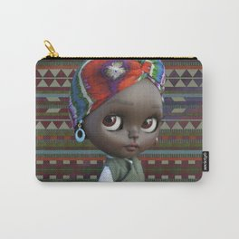 JANET BLYTHE DOLL BY ERREGIRO Carry-All Pouch