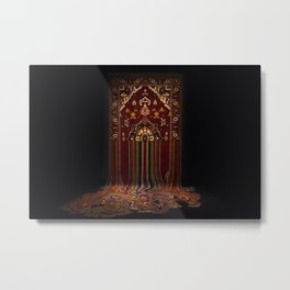 Faig Ahmed in the MONA Metal Print