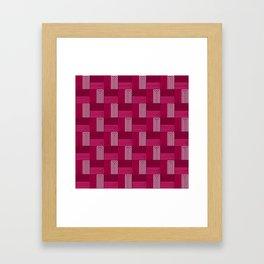 Op Art 60 Framed Art Print
