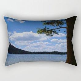 Grand Lake/Spirit Lake, Colorado Rectangular Pillow