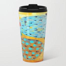 Who's looking? Travel Mug