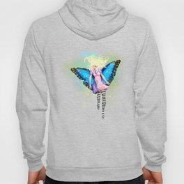 Butterfly Alice Hoody