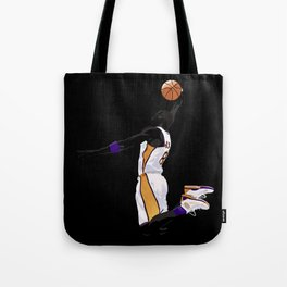 LA Sports Icon #8 Tote Bag