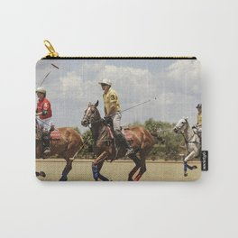 Pilar - Polo National Capital - Argentina Carry-All Pouch