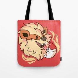 Arcanine Tote Bag