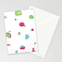 Lumpy Landscape Stationery Cards