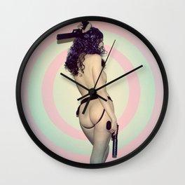 Girls got Balls Wall Clock