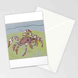 Spider Crab Stationery Cards
