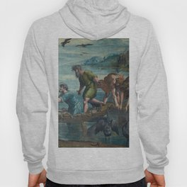 Raphael - The Miraculous Draft of Fishes Hoody